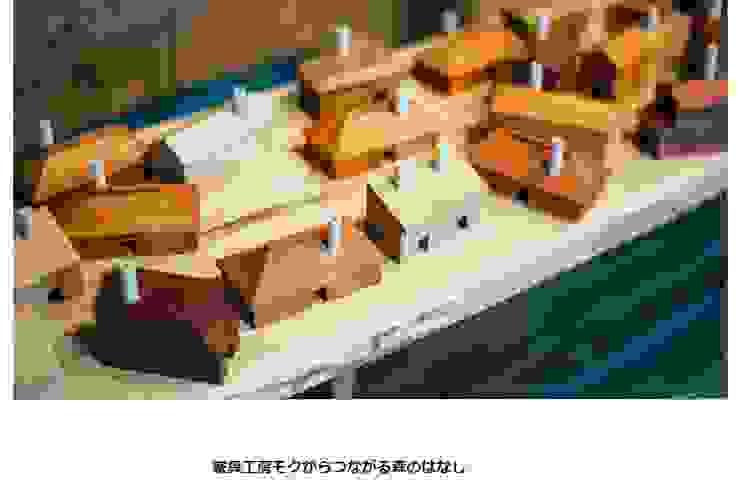 木の家 WOOD HOUSE: 家具工房モク 木の家具ギャラリーが手掛けたスカンジナビアです。,北欧