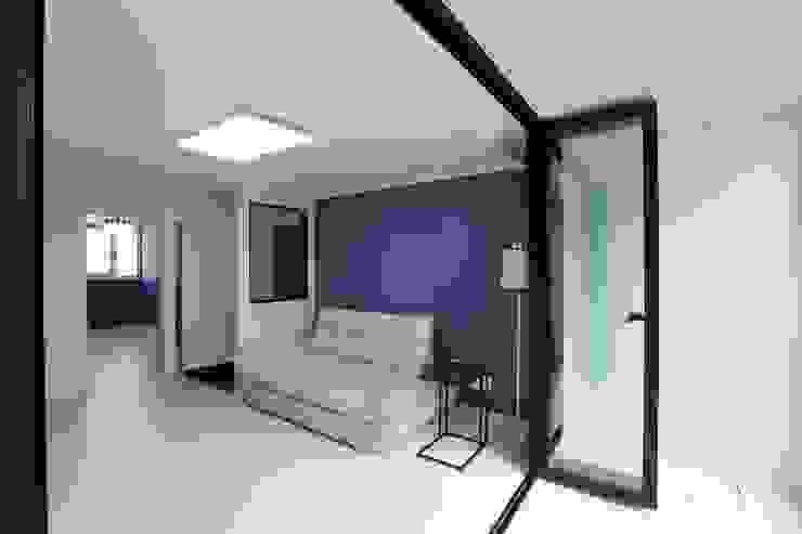인천 우성아파트 24평 인테리어 : 금화 인테리어 의  거실,모던