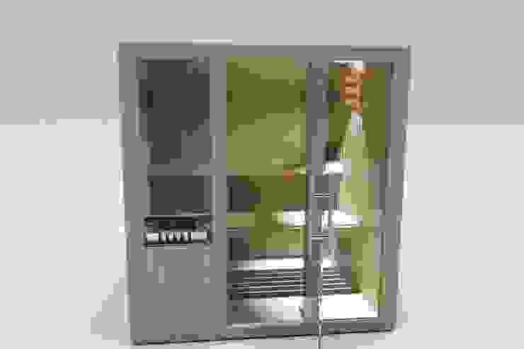 Sauna Finlandesa Classic | Finnish Sauna by Inbeca de INBECA Wellness Equipment Moderno