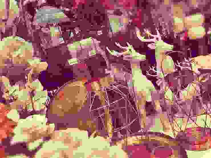 Spring Showroom '16 por Alflora Rústico