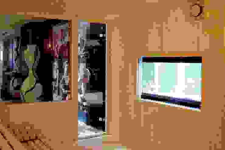 Sauna Finlandesa - Diseños especiales | Finnish Sauna by Inbeca de INBECA Wellness Equipment Moderno