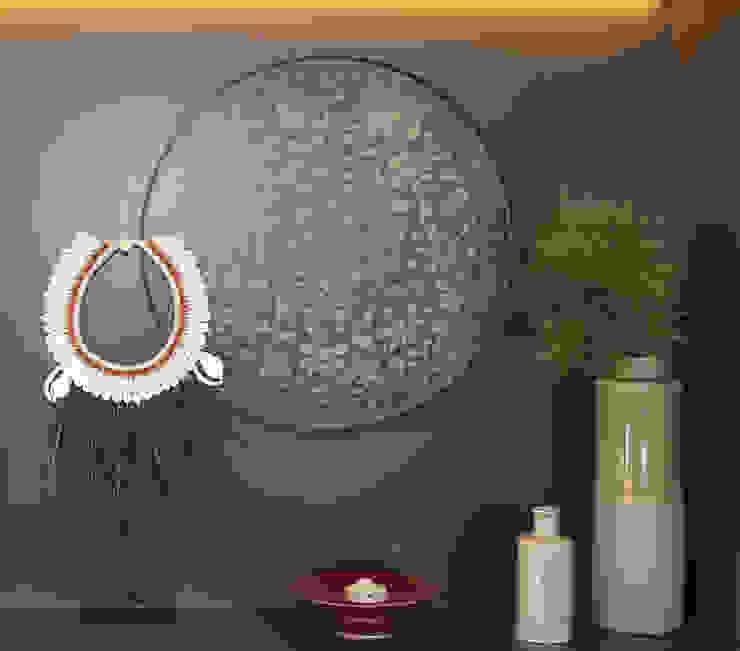 Salas de estar modernas por Sfeerontwerp   créateur d'atmosphère Moderno