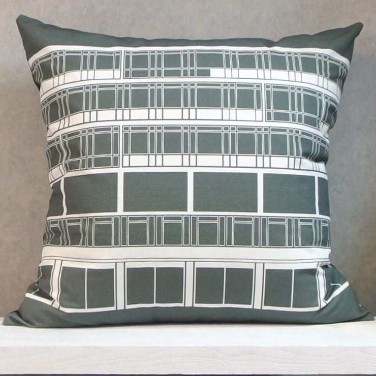 modern  by s.wert design, Modern Cotton Red
