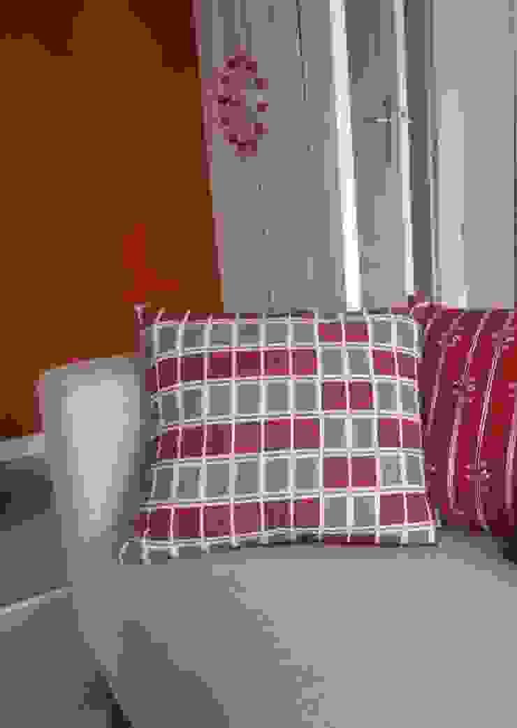 minimalist  by s.wert design, Minimalist Cotton Red