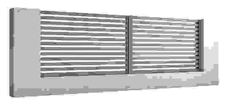Nive Garden Fencing & walls Aluminium/Zinc Multicolored