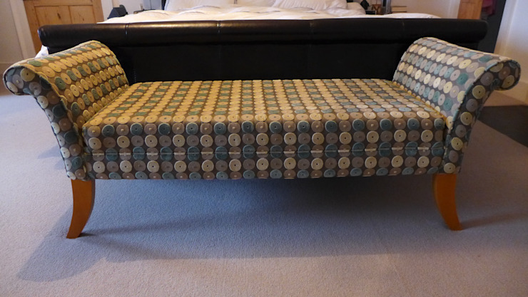 bedroom chaise by Style Within Класичний