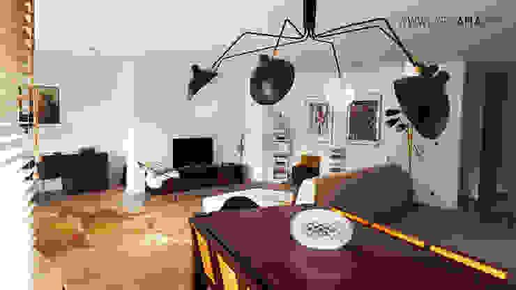 by ARQAMA - Arquitetura e Design Lda Scandinavian