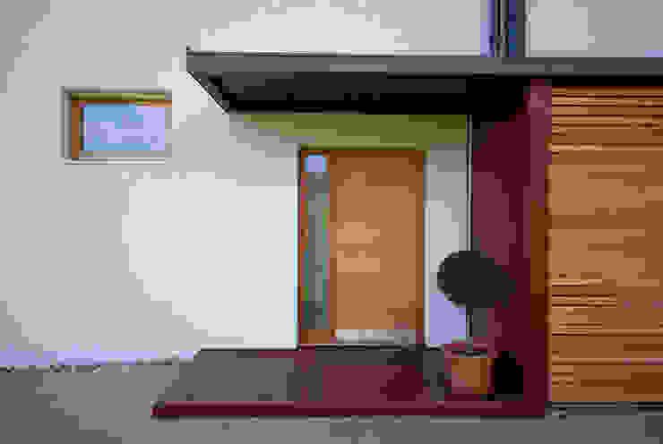 Casas de estilo moderno de Arch. Gertrud Kofler Moderno Hormigón