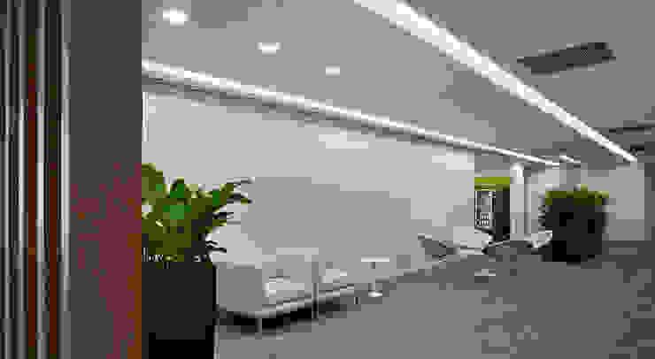 Athié Wohnrath Associados Modern commercial spaces