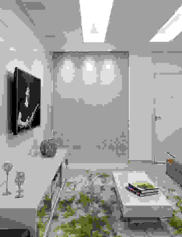 Salas de estilo moderno de Laura Santos Design Moderno