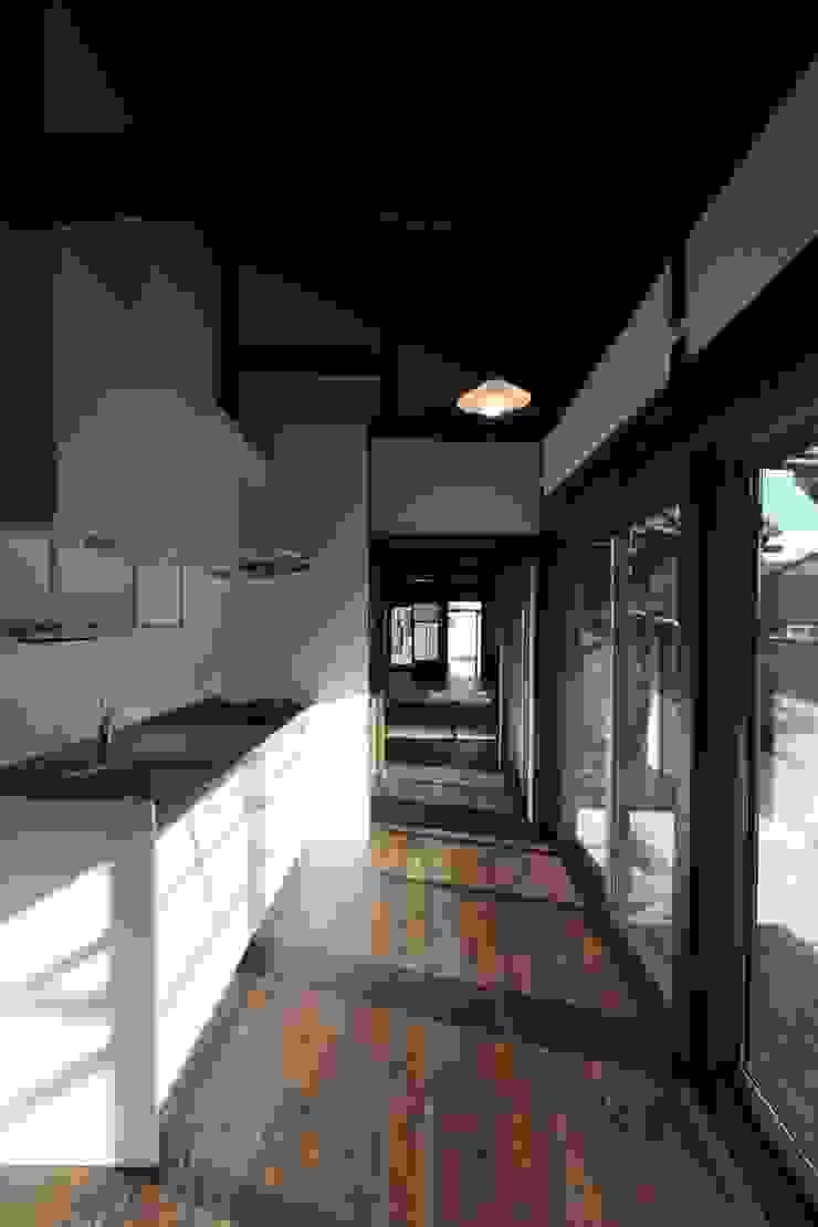 犬山 下本町の家 モダンな キッチン の 池戸建築事務所 モダン