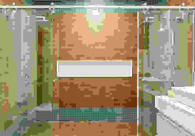 Modern bathroom by Laura Santos Design Modern