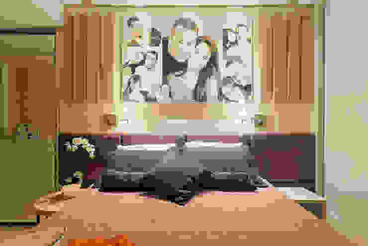 Bedroom by Laura Santos Design