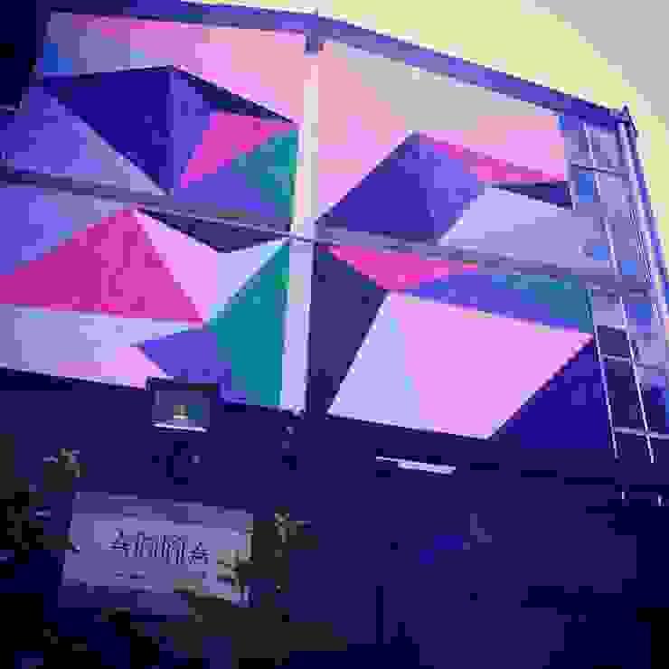 Comercial – AMMA Store Pinheiros Lojas & Imóveis comerciais modernos por AMMA PROJETOS Moderno