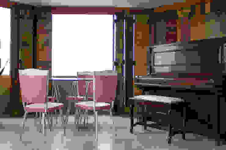 Apartamento - Pajuçara LM Arquitetura | Conceito Sala de estarAcessórios e Decoração