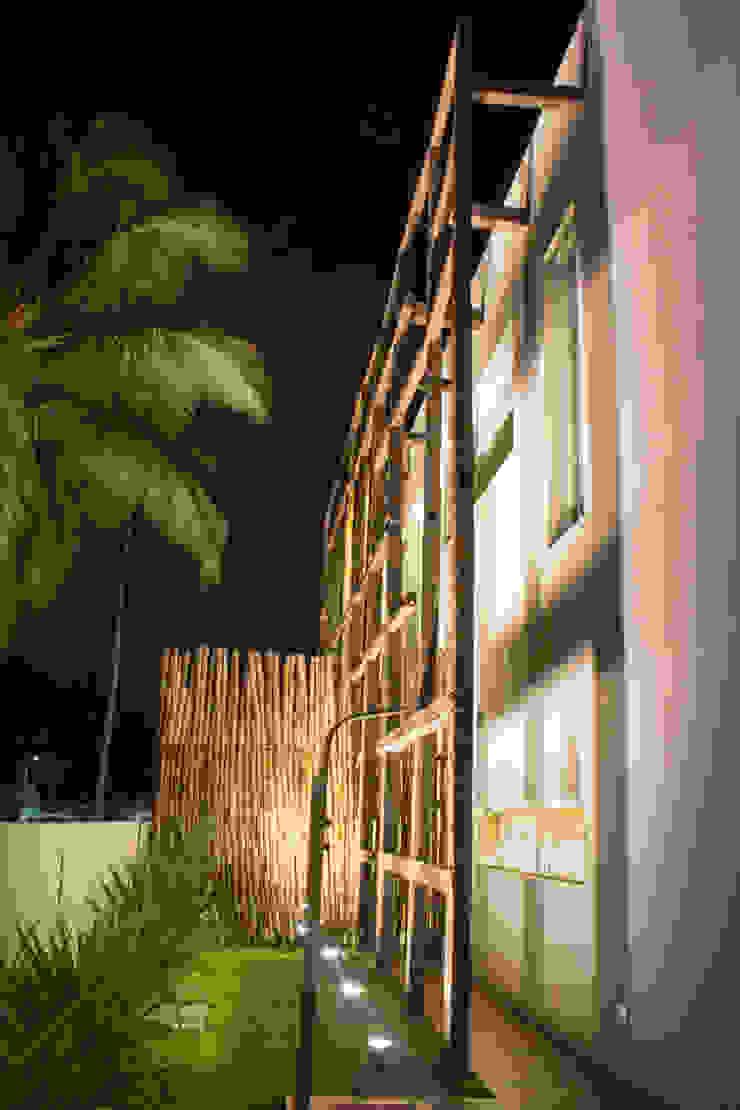 Casa Montenegro Casas modernas por LM Arquitetura | Conceito Moderno