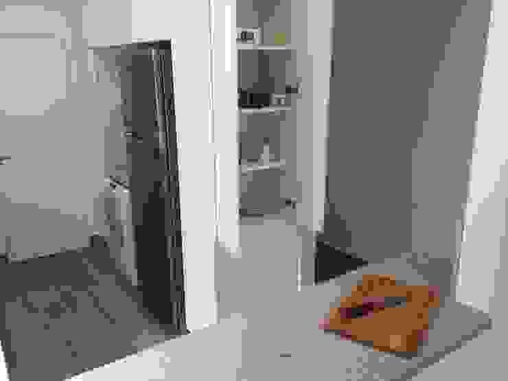 Cocinas de estilo  por Mercedes Milesi, Moderno