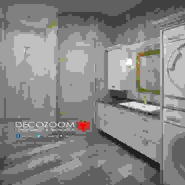 Bathroom DECOZOOM INTERIOR DESIGN Kırsal/Country
