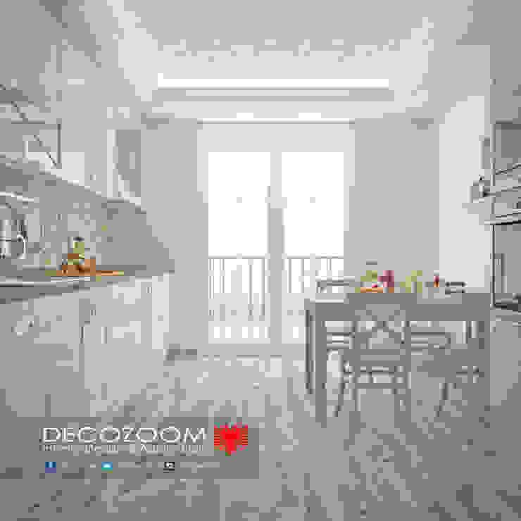 Kitchen DECOZOOM INTERIOR DESIGN Kırsal/Country
