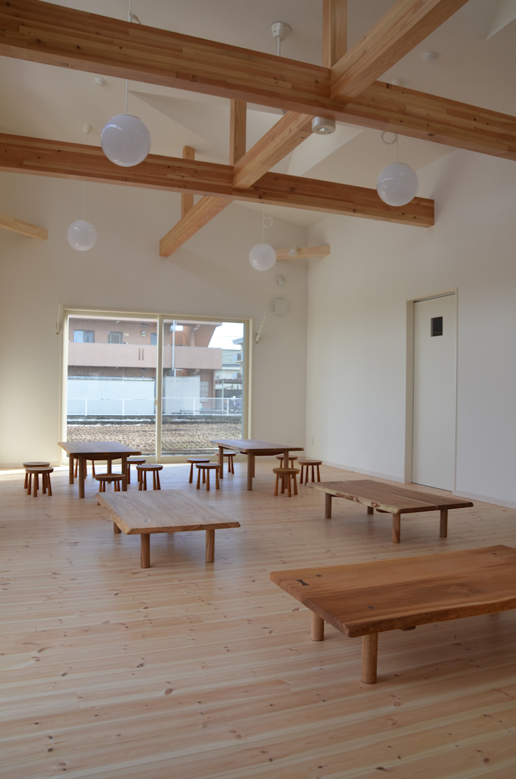 modern  by 家具工房モク 木の家具ギャラリー, Modern