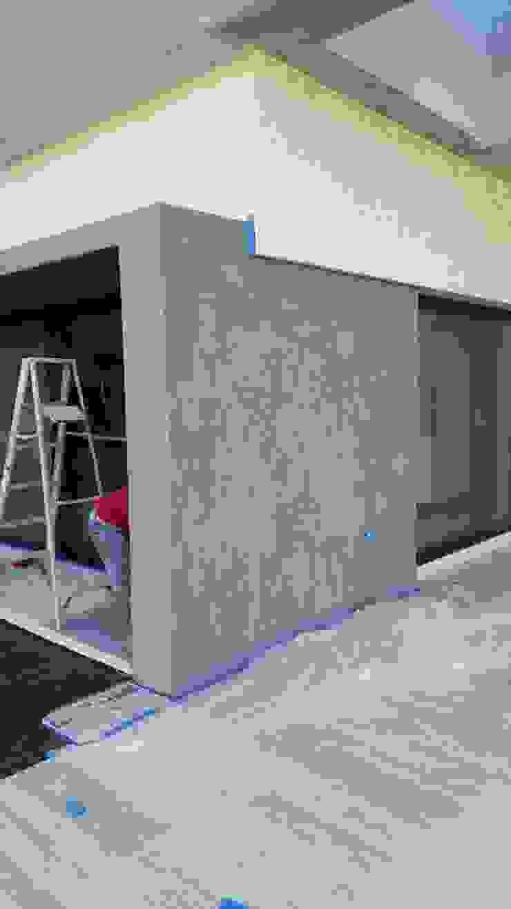 pared de alberca Paredes y pisos de estilo moderno de Marlux import Moderno Cerámico