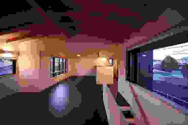 小谷の家 オリジナルデザインの ダイニング の 早田雄次郎建築設計事務所/Yujiro Hayata Architect & Associates オリジナル
