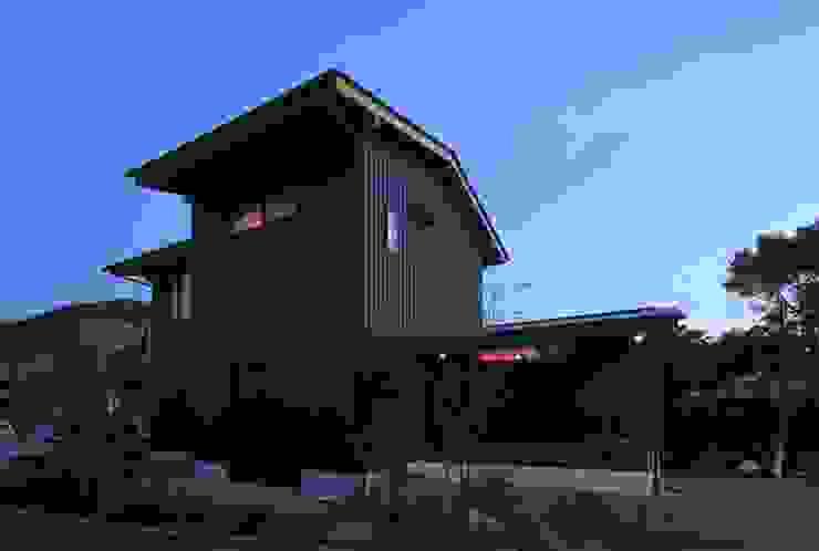 小谷の家 オリジナルな 家 の 早田雄次郎建築設計事務所/Yujiro Hayata Architect & Associates オリジナル