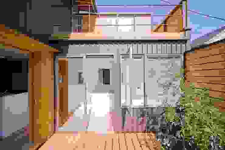 洗面・浴室 オリジナルスタイルの お風呂 の 早田雄次郎建築設計事務所/Yujiro Hayata Architect & Associates オリジナル