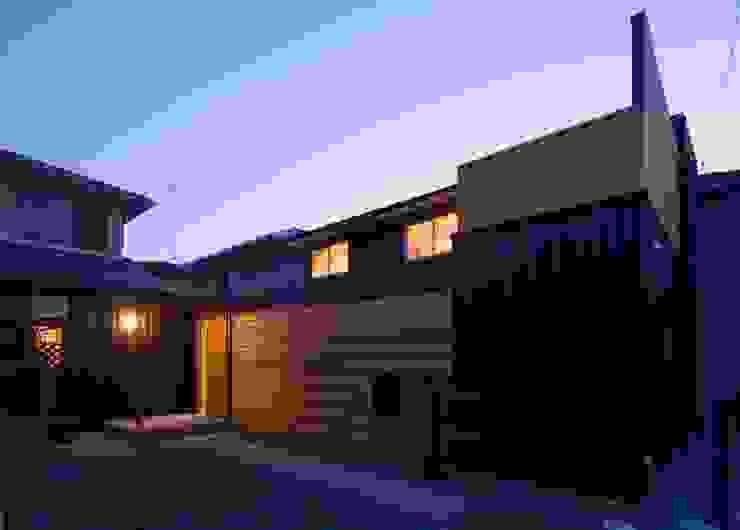外観 オリジナルな 家 の 早田雄次郎建築設計事務所/Yujiro Hayata Architect & Associates オリジナル