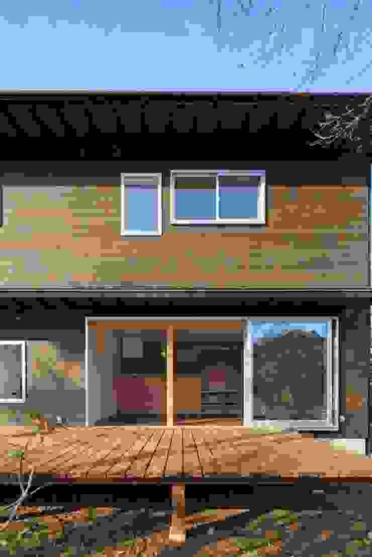 LDK(親世帯) オリジナルな 家 の 早田雄次郎建築設計事務所/Yujiro Hayata Architect & Associates オリジナル