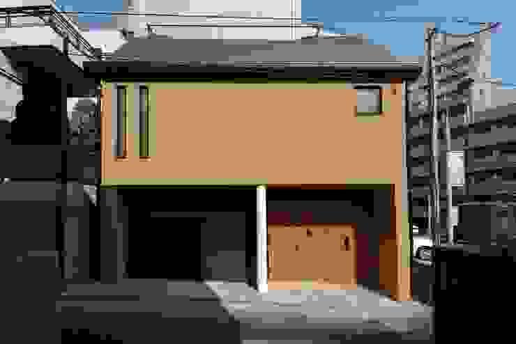 外観(正面) モダンな 家 の 中川龍吾建築設計事務所 モダン 鉄筋コンクリート