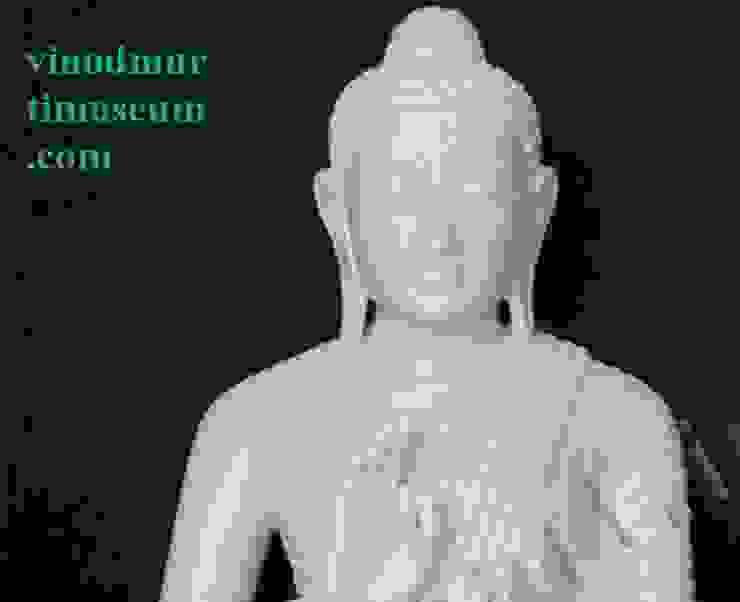 Marble Buddha: asian  by Vinod Murti Museum,Asian Marble