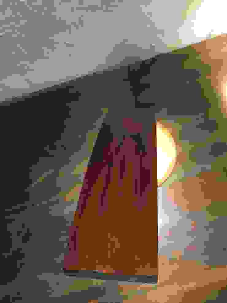 modern  by 홍스목공방, Modern Wood Wood effect
