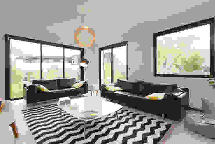 PROJET CBB Salon moderne par 19 DEGRES Moderne