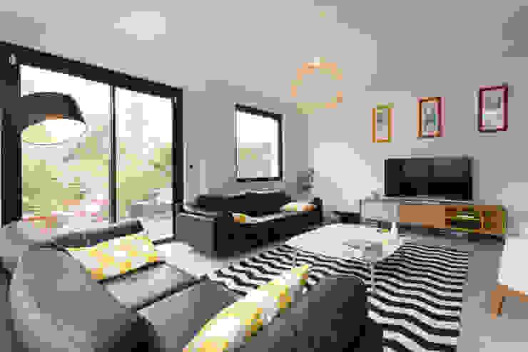 19 DEGRES Modern living room