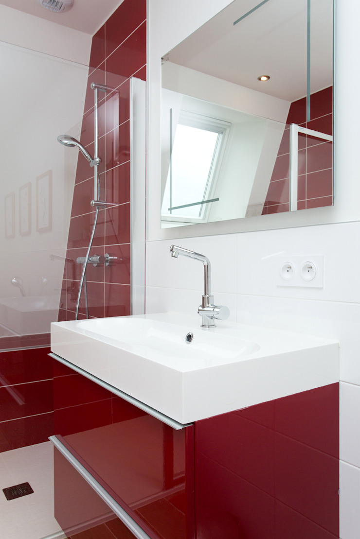 19 DEGRES Modern bathroom