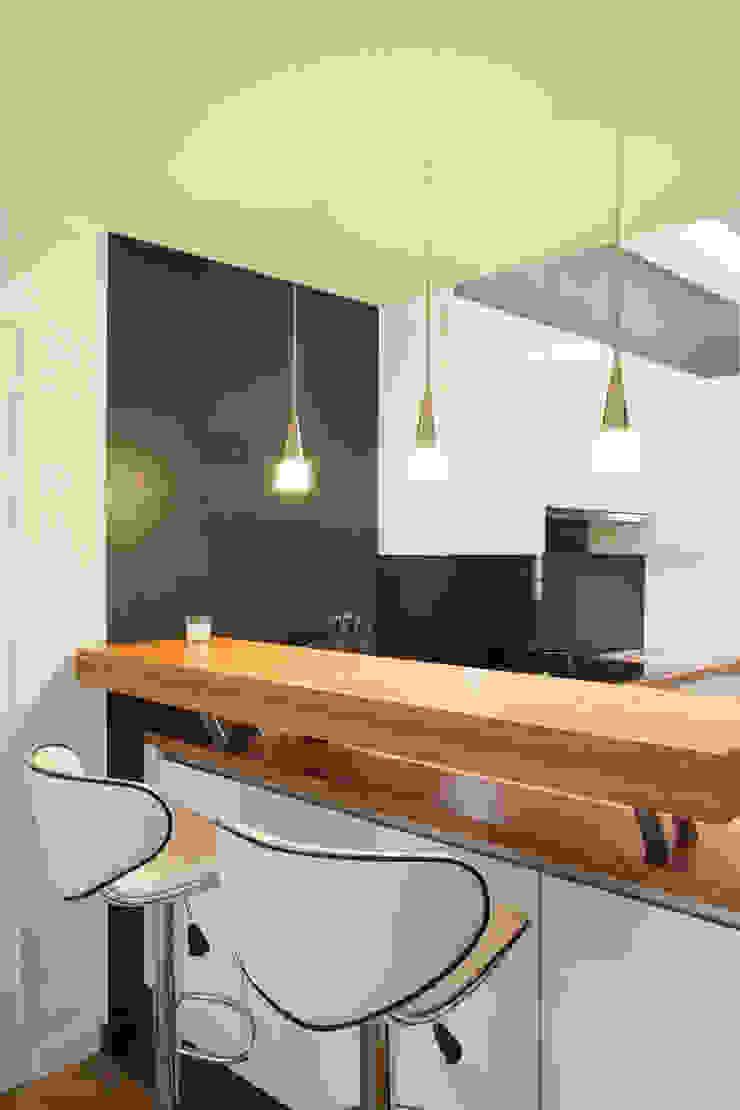 Alizée Dassonville | architecture Modern kitchen
