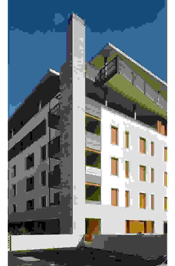 STUDIO DI ARCHITETTURA RAFFIN Modern Houses