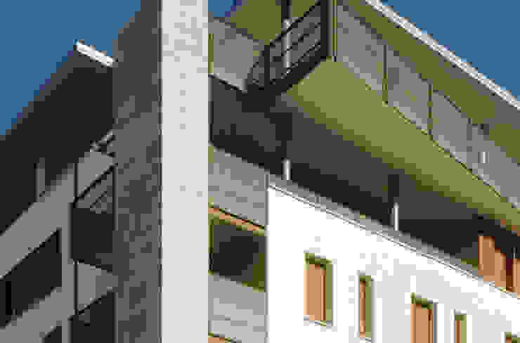 STUDIO DI ARCHITETTURA RAFFIN Casas modernas