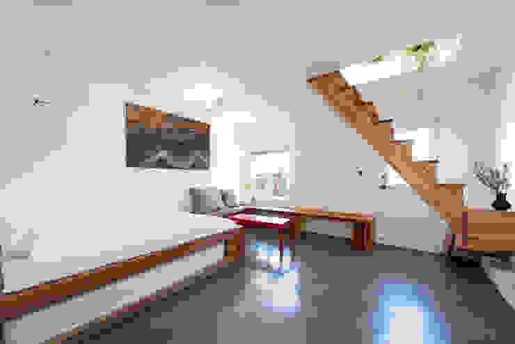 Projekty,  Sypialnia zaprojektowane przez homify, Nowoczesny