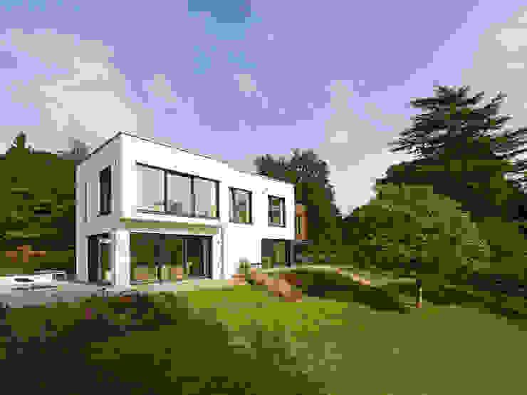 Häuser von Baufritz (UK) Ltd.