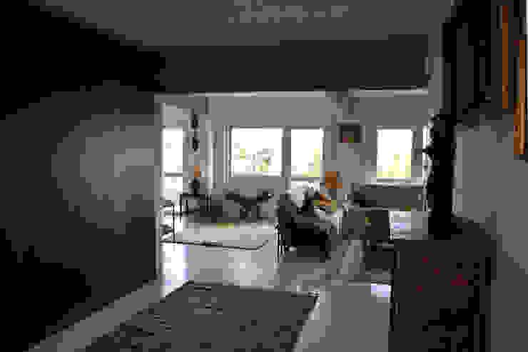 Renovação de Apartamento em Algés por FORA Arquitectos