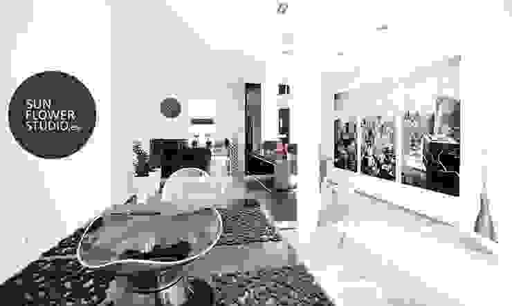 modern  by Sunflower Studio, Modern Glass