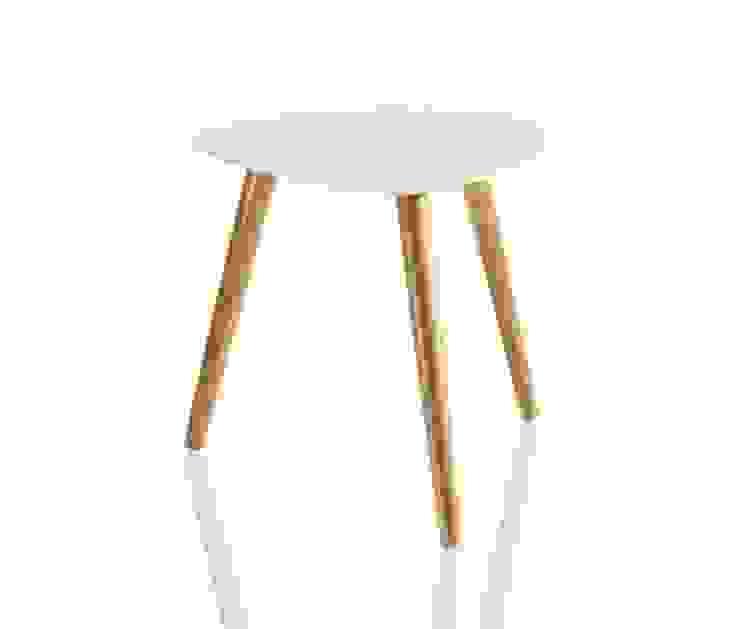 Stolik TAVOLI S od onemarket.pl Skandynawski Drewno O efekcie drewna