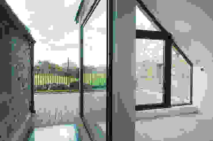 La Cherterie Modern windows & doors by CCD Architects Modern