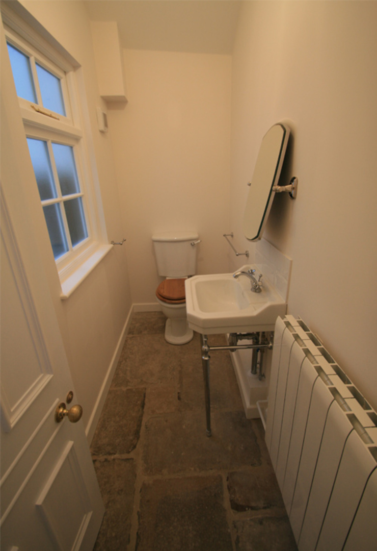 Brockhurst CCD Architects Classic style bathrooms