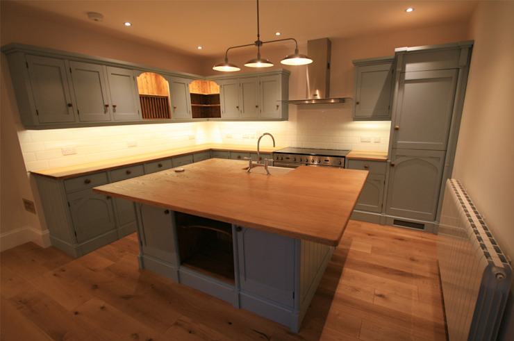 Brockhurst CCD Architects Kitchen