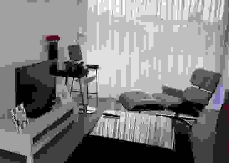 Sala de estar Salas de estar modernas por Lethes House Moderno