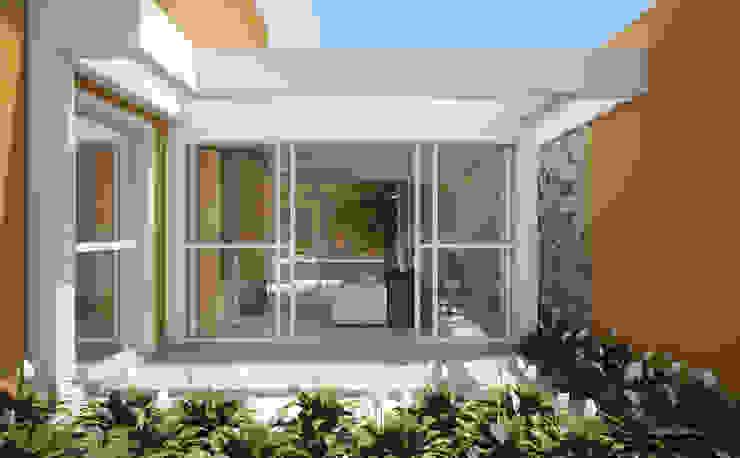 Modern Houses by GNC arquitetura e interiores Modern