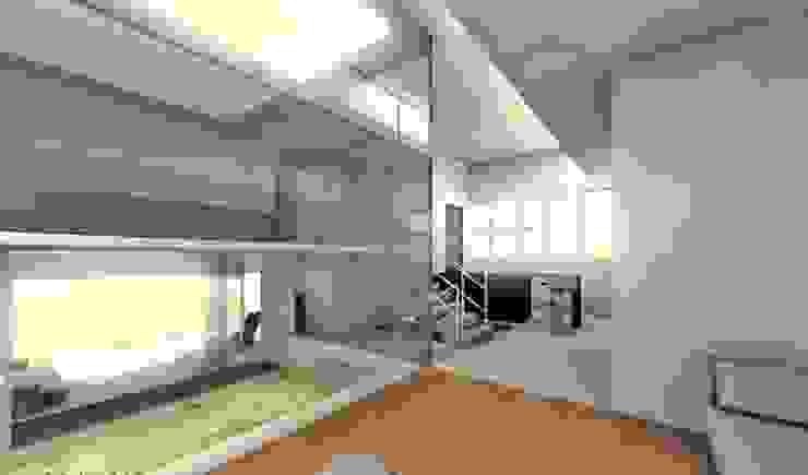 casa acessível Casas modernas por GNC arquitetura e interiores Moderno
